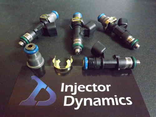 Injector Dynamics ID725 injectors set of 6