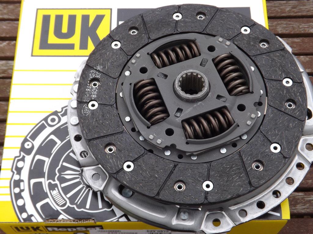 Z20 upgrade – C20let clutch - RnD Motorsport