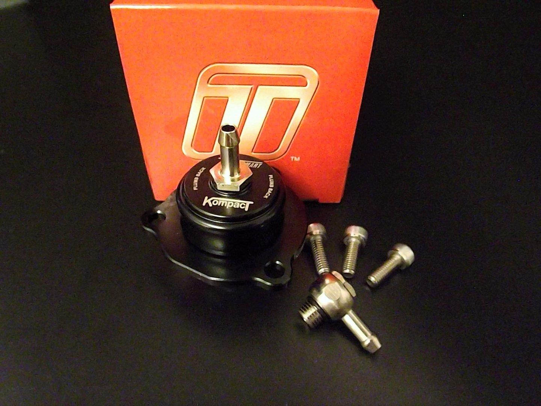 Turbosmart KO4 Recirculating Diverter valve - RnD Motorsport