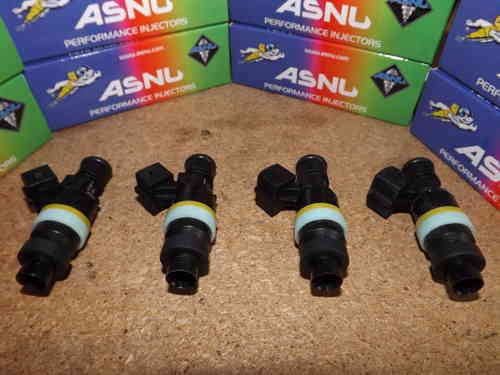 ASNU 1650cc Full Stainless Injectors