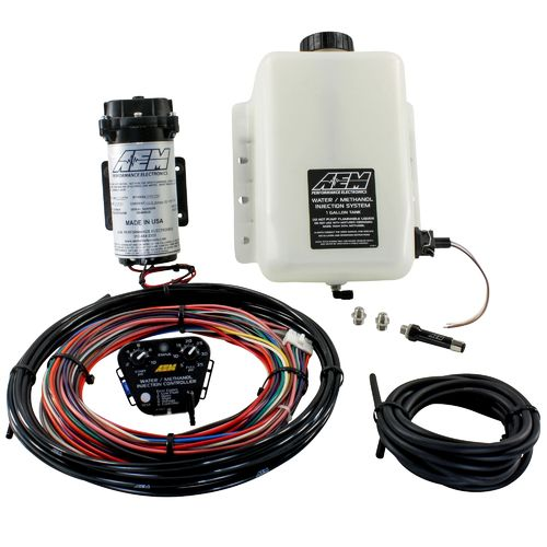 AEM Water Meth kit 1 (US) gallon tank