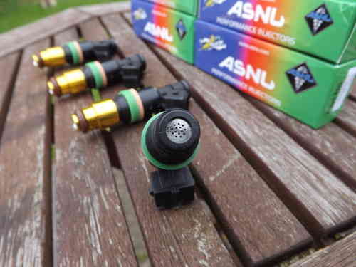 ASNU 1050cc High power Z20 Stainless Injectors (x4)
