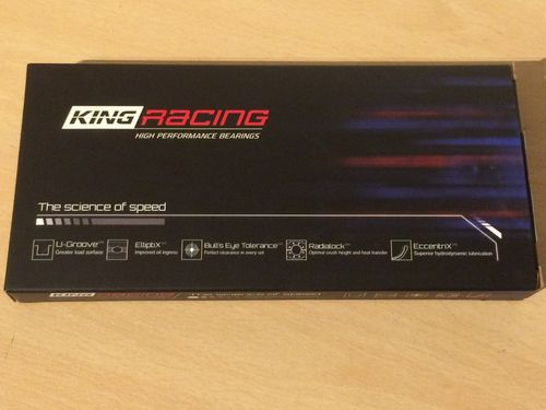 Z20 King Big end bearings Std size
