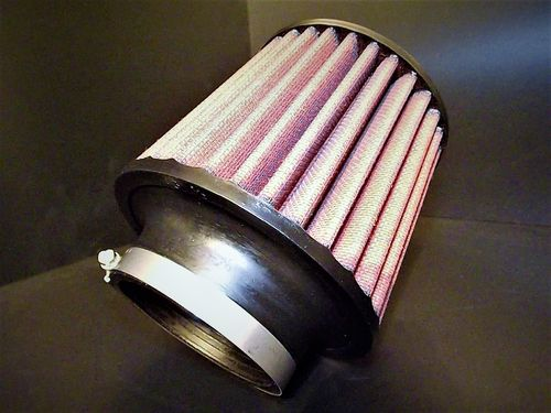 "AEM Dry Flow Air Filter 3.5"" fitment 5"" long"