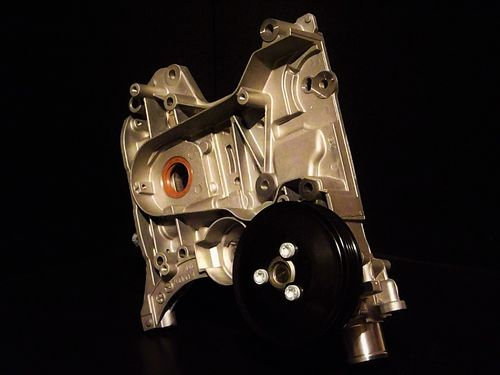 Z16 Oil Pump Inc Timing Cover