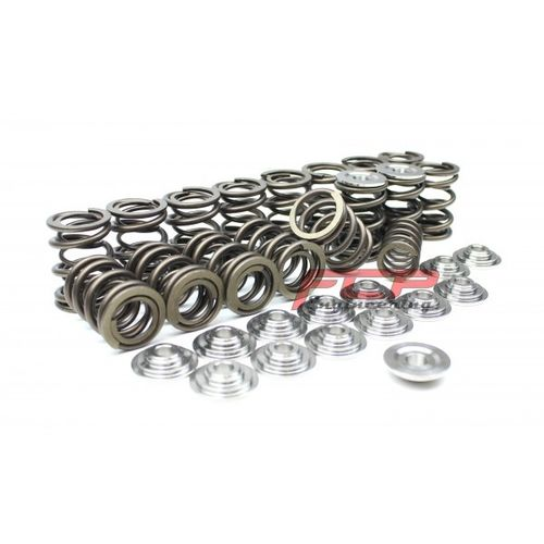Z16/A16 Double Valve springs and Ti Spring retainers