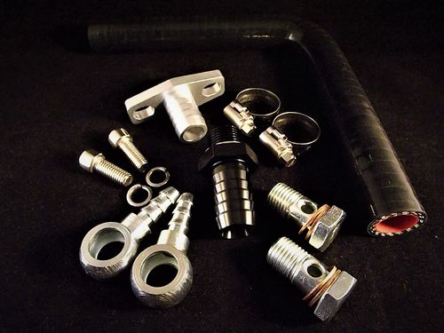 RnD Garrett Turbo Oil / Water Fitting Kit - Z20