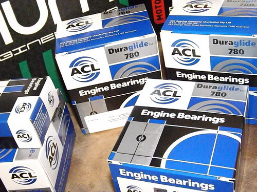 Z20 ACL Main Bearings std size