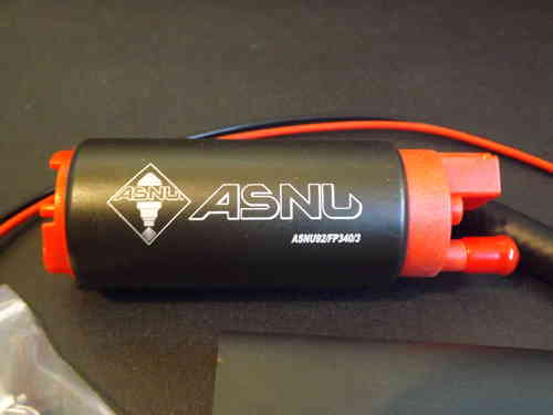 ASNU 340LPH in-tank fuel pump (Centre Inlet)