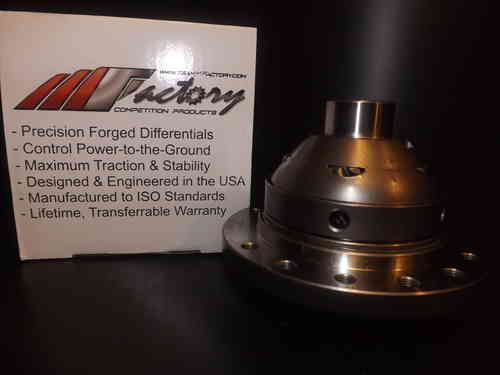 M Factory – Helical Differential – M32