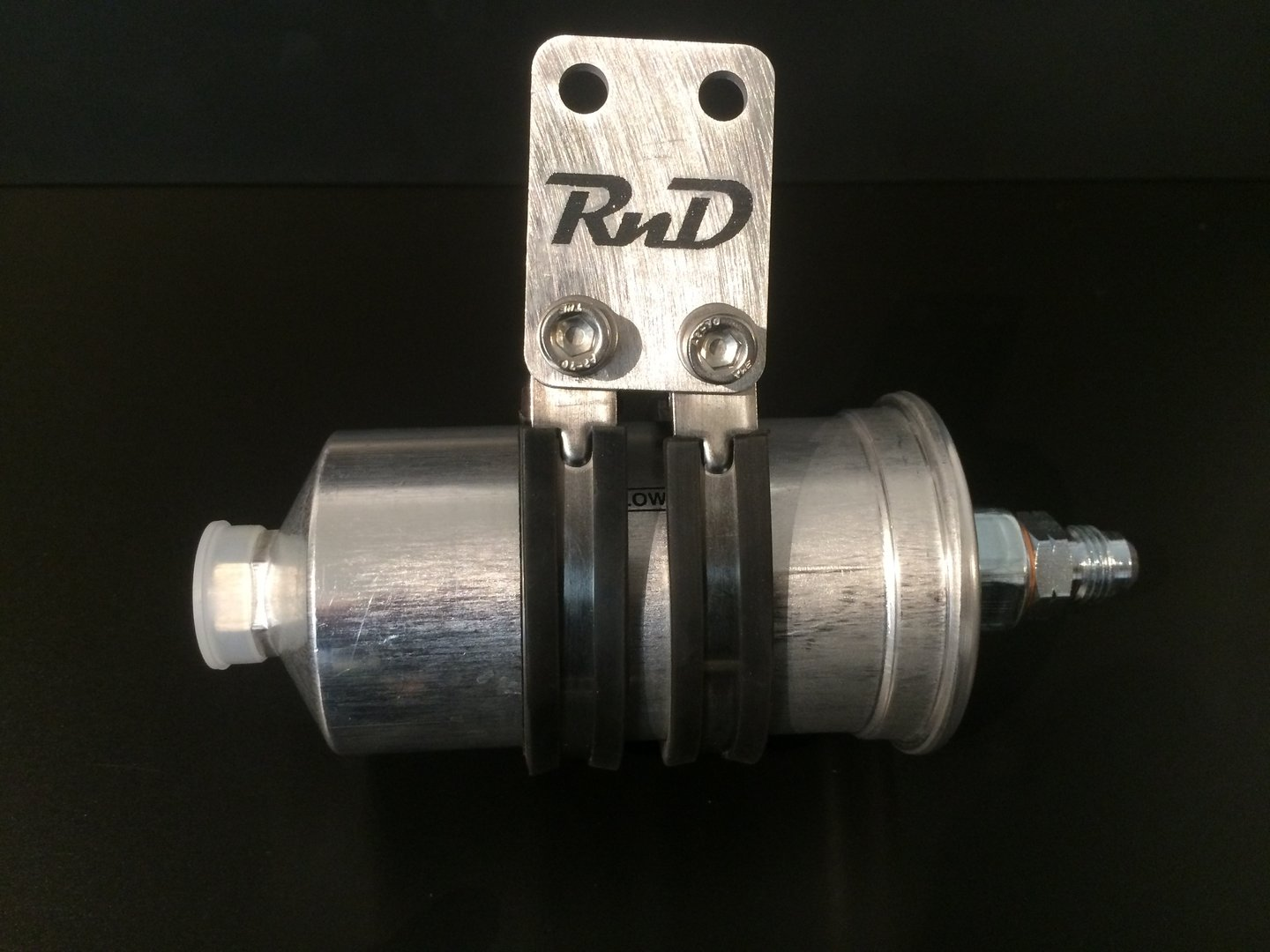 Inline Fuel Filter Kit Rnd Motorsport Install