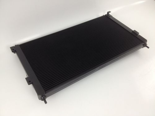 Pro Alloy MK6 ASTRA J Satin Black radiator